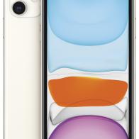 Купить Смартфон Apple iPhone 11 128GB белый (MWM22RU/A) по низкой цене с доставкой из маркетплейса Беру