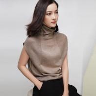 1770.76 руб. 35% СКИДКА|Шерсть мягкие эластичные свитера и пуловеры водолазка с коротким рукавом весна осень женский кашемировый свитер брендовые джемперы-in Пуловеры from Женская одежда on Aliexpress.com | Alibaba Group