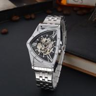1391.78 руб. 45% СКИДКА|Особенности полые треугольные механические часы из нержавеющей стали мужские наручные часы модный бренд Мужские часы мужской дропшиппинг!-in Механические часы from Ручные часы on Aliexpress.com | Alibaba Group