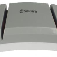 Отзывы и обзоры на Электрическая точилка Sakura SA-6604 серый/белый - Маркетплейс Беру