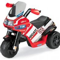 Детский трицикл Peg Perego Ducati Desmosedici EVO ED0922 - Детские электромобили
