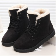 US $8.59 46% OFF|Women Boots Winter Shoes Woman Super Warm Snow Boots Women Ankle Boots For Female Winter Shoes Botas Mujer Plush Booties-in Ankle Boots from Shoes on Aliexpress.com | Alibaba Group
