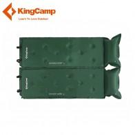 2713.71 руб. 35% СКИДКА|KingCamp Самонадувающийся кемпинговый коврик для кемпинга Автоматический надувной воздушный матрас влагостойкий толстый 188x55x3 купить на AliExpress
