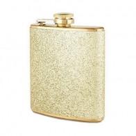 """Фляжка """"Sparkletini Gold"""" бренда Blush - Фляга в подарок"""