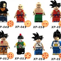 US $2.99 |Legoings 8pcs/lot Anime Dragon Ball Z Son Goku Vegeta Tien Shinhan Kulilin Building Blocks Toys-in Model Building Kits from Toys & Hobbies on Aliexpress.com | Alibaba Group