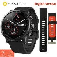 US $162.99 |Xiaomi Huami Amazfit  Stratos 2 Amazfit Pace 2 Smartwatch with GPS PPG Heart Rate Monitor 5ATM Waterproof-in Smart Watches from Consumer Electronics on Aliexpress.com | Alibaba Group