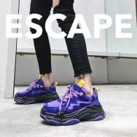 3593.21 руб. 30% СКИДКА|Новинка; весенние женские кроссовки из натуральной кожи; повседневная обувь на платформе; Цвет черный, белый; женская модная дышащая обувь на шнуровке; Размеры 35 39-in Женская вулканизированная обувь from Туфли on Aliexpress.com | Alibaba Group