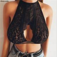US $3.24 |New Sexy Summer Women Casual Camisoles Tops Sleeveless Crop Tanks Crop Top Club Bralette Halter Sheer Vest Clothes-in Camisoles & Tanks from Underwear & Sleepwears on Aliexpress.com | Alibaba Group
