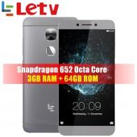 5261.47 руб. |Оригинальный Letv Le 2X620X625X527 4 г LTE мобильный телефон Android 6,0 Octa Core 5,5