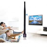203.81 руб. 20% СКИДКА|600 м USB 2,0 Wifi маршрутизатор беспроводной адаптер сетевой LAN Карта с 5 dBI антенной для ноутбуков компьютерные аксессуары-in Сетевые карты from Компьютер и офис on Aliexpress.com | Alibaba Group