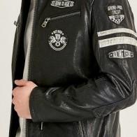 Мужская кожаная куртка Derimod ME-5638058004 - Мужские кожаные куртки