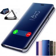 226.82 руб. 28% СКИДКА|Clear View смарт Зеркало чехол для телефона для samsung Galaxy S9 S8 S7 S6 Edge Plus для примечание 9 8 5 4 3 для A3 A5 A7 J3 J5 J7 2017 крышка-in Специальные чехлы from Мобильные телефоны и телекоммуникации on Aliexpress.com | Alibaba Group