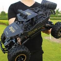 1:12 4WD RC автомобиль обновленная версия 2,4G Радиоуправление RC автомобиль игрушки багги 2020 скоростные грузовики внедорожные Грузовики Игрушки ...