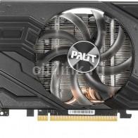 Видеокарта PALIT nVidia  GeForce GTX 1660 ,  PA-GTX1660 STORMX 6G, отзывы владельцев в интернет-магазине СИТИЛИНК (1130517) - Москва