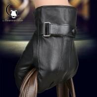 1099.95 руб. 40% СКИДКА|2019 Для мужчин мужские кожаные перчатки из овечьей кожи меховые перчатки мотоциклиста шерстяные варежки чистый Цвет теплые зимние Для мужчин перчатки купить на AliExpress