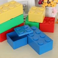141.85руб. 27% СКИДКА|1 шт., креативная коробка для хранения, Vanzlife, строительный блок, форма, пластик, экономия пространства, коробка, накладывается на рабочий стол, удобная, для офиса, для хранения дома-in Ящики и баки для хранения from Дом и животные on AliExpress - Подарки детям