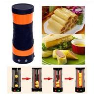 DIY Электрический бойлер для яиц автоматическая машина для приготовления яиц омлет мастер колбасная машина в форме бутылки для завтрака ште... - Яичница