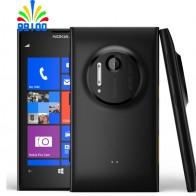 6833.31 руб. 5% СКИДКА|Nokia Lumia 1020 Nokia телефон 41MP камера двухъядерный 1,5 GHz 32 GB rom 2 GB ram окно 8 OS 3g и 4G один год гарантии-in Мобильные телефоны from Мобильные телефоны и телекоммуникации on Aliexpress.com | Alibaba Group