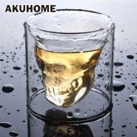 104.67 руб. 5% СКИДКА|3 размера, два способа, прозрачный хрустальный череп, голова, стеклянная чашка для виски вино, водка, бар, Клубное пиво, бокал для вина-in Прочее стекло from Дом и сад on Aliexpress.com | Alibaba Group
