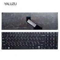 YALUZU новая клавиатура для ACER Aspire V3 V3-571g V3-551 V3-771G 5755 5755g V5WE2 Русская клавиатура для ноутбука черный без рамки