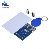 US $0.27 |1pcs MFRC 522 RC 522 RC522 Antenna RFID IC Wireless Module For Arduino IC KEY SPI Writer Reader IC Card Proximity Module-in Integrated Circuits from Electronic Components & Supplies on Aliexpress.com | Alibaba Group