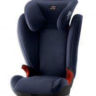 Автокресло Britax Roemer Kid II Black Series Moonlight Blue Trendline