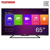 "Телевизор 65"" Telefunken TF LED65S37T2SU 4K SmartTV-in Телевизоры from Электроника on Aliexpress.com 