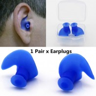 US $0.56 47% OFF|Mounchain 1 Pair Soft Ear Plugs Environmental Silicone Waterproof Dust Proof Earplugs Diving Water Sports Swimming Accessories-in Nose/Ear Clips from Sports & Entertainment on Aliexpress.com | Alibaba Group