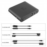 € 68.87 |Cargador de energía portátil para Dron/cargador de batería/mando a distancia cargador USB para DJI Mavic Air/Mavic pro/DJI Spark en Drone Accesorios Kits de Electrónica en AliExpress.com | Alibaba Group