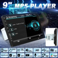 US $57.38 38% OFF|Car Multimedia Player 1Din MP5 9