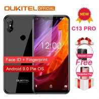 US $74.99 25% OFF|OUKITEL C13 Pro 5G/2.4G WIFI 6.18