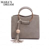 744.15 руб. 43% СКИДКА|Женская сумка Mara
