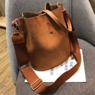Женская сумка-мессенджер, сумка на плечо, большая вместительность, винтажная, матовая, искусственная кожа, женская сумка, роскошная, дизайне... - Сумчатый Aliexpress