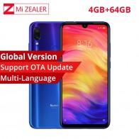 US $189.99 |Global Version Xiaomi Redmi Note 7 4GB 64GB 48.0+5.0 MP Rear Camera Snapdragon660 Octa Core 6.3