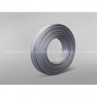 Купить Сшитый полиэтилен PE-Xb/EVOH, 16x2мм, серый (200м) Varmega в Ульяновске - Трубы из сшитого полиэтилена