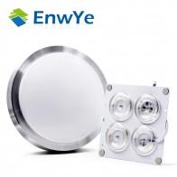 97.14руб. 39% СКИДКА|EnwYe светодиодный потолочный светильник AC220V светодиодный чип без необходимости драйвера 12 Вт 24 Вт 36 Вт 45 Вт и светодиодный модуль замены энергосберегающих ламп-in Потолочные лампы from Лампы и освещение on AliExpress - 11.11_Double 11_Singles