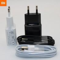 148.62 руб. |Оригинал Сяо mi Зарядное устройство ЕС Plug QC3.0 быстрый адаптер 5 В 2.5A/9 V 2 A, Тип C кабель для mi 8 6 A1 6X 5X 5C 5S плюс mi x mi x2 A2 Примечание 3 купить на AliExpress