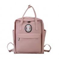 Kawaii Anime mochila mujer de vuelta a la escuela No la cara del hombre Anime bolso Kanken mochila de la Escuela Japonesa mochila bolsa mochila para chica en Mochilas de Bolsos y maletas en AliExpress.com | Alibaba Group