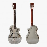 US $459.66 6% OFF|Aiersi Brand Cutway Bell Brass Electric Dobro Parlor Resonator Guitar with free Case and strap-in Guitar from Sports & Entertainment on Aliexpress.com | Alibaba Group