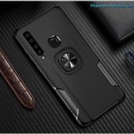 US $1.48 20% OFF|For Samsung Galaxy A9 2018 A920 Leather Armor Car Magnetic Ring Holder Cover For S8 S9 S10 Plus Note 8 9 CASE A7 A8 J4 J6 2018-in Fitted Cases from Cellphones & Telecommunications on Aliexpress.com | Alibaba Group
