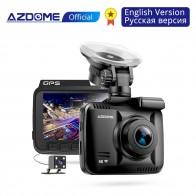 US $62.53 47% OFF|AZDOME GS63H 4K Built in GPS WiFi Dash Cam Dual Lens Car DVRs Vehicle Rear View Camera Night Vision Dashcam 24H Parking Monitor-in DVR/Dash Camera from Automobiles & Motorcycles on Aliexpress.com | Alibaba Group