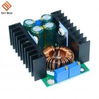 156.94 руб. 11% СКИДКА|DC CC Max 9A 300 Вт понижающий преобразователь 5 40 В до 1,2 35 в модуль питания для Arduino XL4016 светодиодный драйвер с низким выходом пульсация-in Инверторы и конвертеры from Товары для дома on Aliexpress.com | Alibaba Group