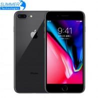 59548.04 руб. |Оригинальный разблокирована Apple iPhone 8 Plus LTE мобильный телефон 256 г/64G ROM 3 ГБ оперативная память гекса Core 12.0MP смартфон с отпечатками пальцев