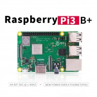 US $37.83 15% OFF|2018 new original Raspberry Pi 3 Model B+ (plus) Built in Broadcom 1.4GHz quad core 64 bit processor Wifi Bluetooth and USB Port-in Demo Board from Computer & Office on Aliexpress.com | Alibaba Group
