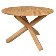 Столы обеденные из массива - Мебель массив
