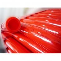 Купить Сшитый полиэтилен PE-Xb/EVOH, 16x2мм, красный (100м) Giacomini Giacotherm в Ульяновске - Трубы из сшитого полиэтилена