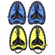 480.45 руб. 28% СКИДКА|Для мужчин женщин Professional плавники для плавания Training регулируемый силиконовые ручной перепонки Прихватки для мангала Padel ласты заплыва ласты взрослых купить на AliExpress