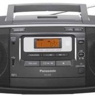 Купить Аудиомагнитола PANASONIC RX-D55EE-K,  черный в интернет-магазине СИТИЛИНК, цена на Аудиомагнитола PANASONIC RX-D55EE-K,  черный (1149281) - Москва