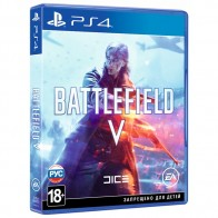 PS4 игра EA Battlefield V