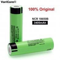 205.78 руб. 5% СКИДКА|VariCore новый оригинальный 18650 NCR18650B Перезаряжаемые 3,7 V 3400 mAh Li Ion Батарея для использования фонарик + Бесплатная доставка-in Подзаряжаемые батареи from Бытовая электроника on Aliexpress.com | Alibaba Group